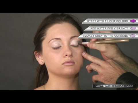 How to Apply Mineral Makeup Eye Shadows – New Directions Mineral Makeup Range