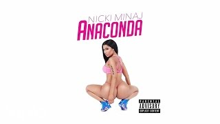 Nicki Minaj - Anaconda (Audio) - YouTube