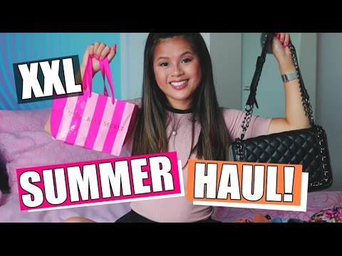 XXL FASHION TRY ON HAUL - SEPTEMBER 2016 | 35€ CHANEL DUPE, BIKINIS, Victoria's Secret & ASOS