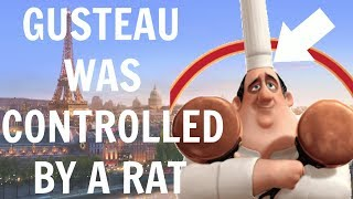 CHEF GUSTEAU WAS CONTROLLED BY A RAT - RATATOUILLE THEORY