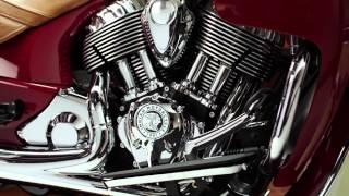 9. 2015 Indian® Roadmaster™ For Sale in Lakeland, FL | Indian Motorcycles Lakeland | 866-454-8365