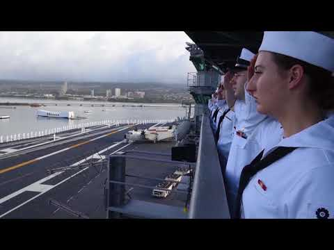 Pearl Harbor Remembrance Day 2017