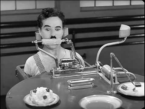 Charlie Chaplin   Eating Machine 720p Blue Ray