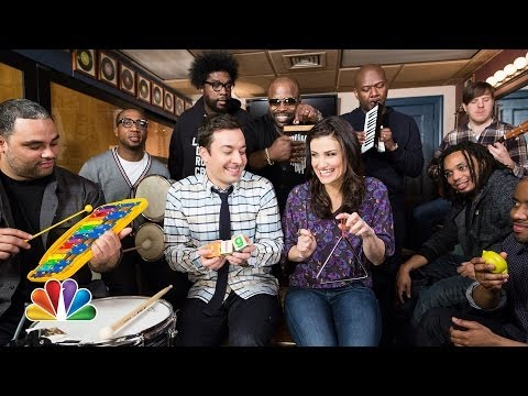 Jimmy Fallon Shouts Out Grand Rapids
