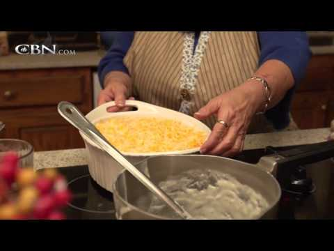 Cooking with Duck Dynasty's Miss Kay