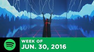 Download Lagu Top 10 Songs - Week Of June 30, 2016 (Spotify Global) Mp3