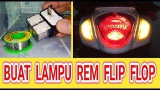 Video Buat lampu rem flip flop MP3, 3GP, MP4, WEBM, AVI, FLV Juli 2018