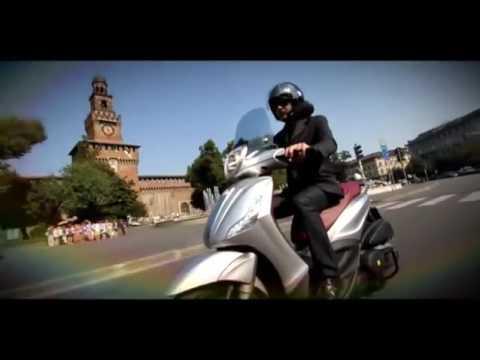 Piaggio Beverly Sport Touring  - Vídeos Motosonline