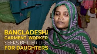 Bangladeshi garment worker seeks better life for daughters full download video download mp3 download music download