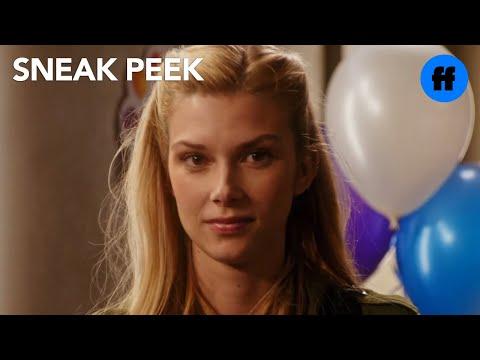 Stitchers | Season 1, Episode 8 Sneak Peek: Surprise Party | Freeform