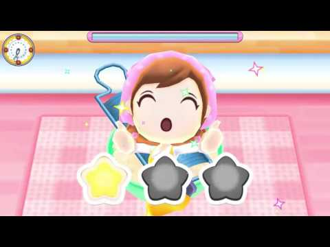 Cooking Mama Let's Cook Game For Girl