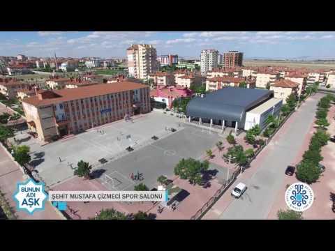 Şehit Mustafa Çizmeci Spor Salonu
