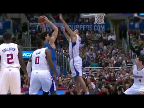Video: Dunk Mix: Clippers vs. Thunder