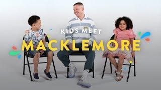 Video Kids Meet Macklemore | Kids Meet | HiHo Kids MP3, 3GP, MP4, WEBM, AVI, FLV Agustus 2018