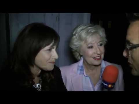 Interview with Kirsten Siggard and Birthe Kjær (Danish Eurovision legends)