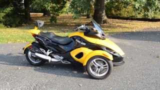 10. For Sale 2009 Can-Am Spyder at East 11 Motorcycle Exchange LLC