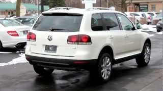 2009 Volkswagen Touareg TDI In Review Village Luxury Cars Toronto