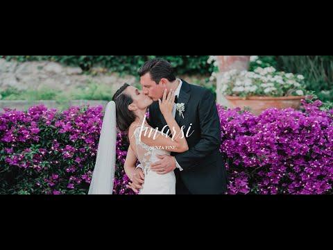 Wedding Taormina Belmond Timeo - Amarsi, senza fine видео