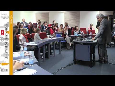 Management an der Herz  's Ökosystem ' s Innovation - Innovation Mornings ISIS Mai 2012, Debatte