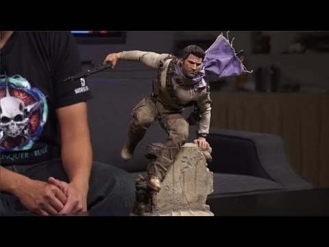 *LIVE* - Chris is joined by Mike Tolentino from Sideshow Collectibles to talk about some of their new figures and the Nathan Drake figure GameSpot Giveaway! Visit all of our channels: Features & Reviews...