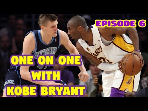 [One on One with Kobe Bryant] Episode 6: Teaching Utah and Andrei Kirilenko a Valuable Lesson
