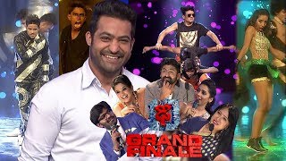 Dhee Show Grand Finale Promo – Jr NTR As Guest