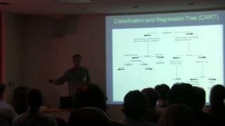 Bill Keeton (University of Vermont) - 2012 Harvard Forest Ecology Symposium