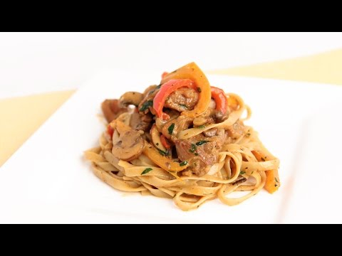 Cajun Chicken Pasta Recipe – Laura Vitale – Laura in the Kitchen Episode 806