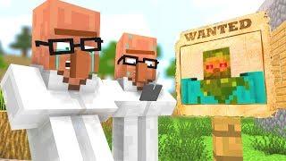 Video Zombie vs Villager Life 4 - Craftronix Minecraft Animation MP3, 3GP, MP4, WEBM, AVI, FLV Januari 2019