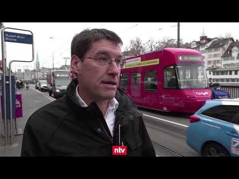 Verkehrssteuerung: Cleveres Ampelsystem hält Zürich s ...
