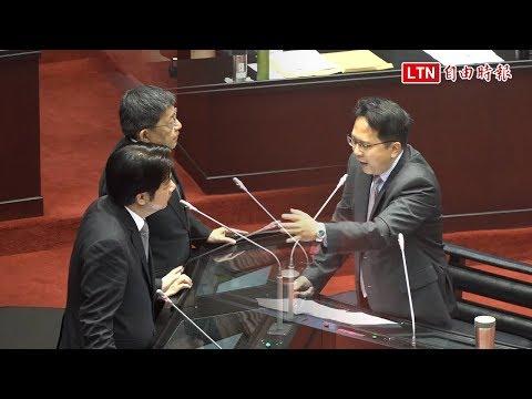 賴清德:中國最後目標就是併吞台灣