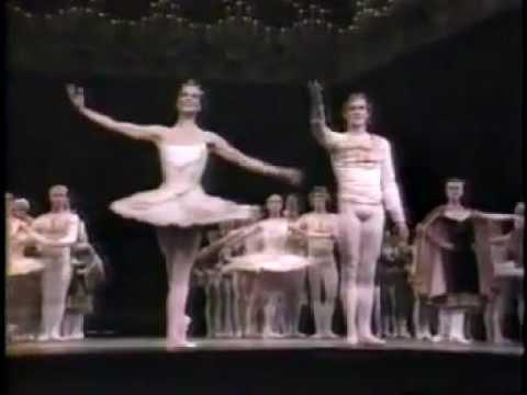 Martine Van Hamel, Alexander Godunov in Raymonda