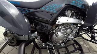 9. Yamaha Raptor 700R walkaround 2017 SE