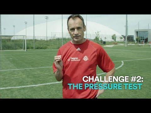 Video: TFC x Degree Made For Movement Challenge 2 - The Pressure Test: Giovinco vs. Osorio