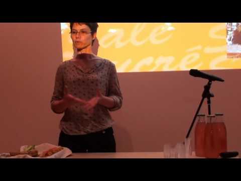 GOUTER ET FAIRE GOUTER, une animation gourmande à la médiathèque par EXPERIGOUT