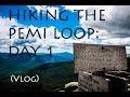 Hiking the Pemi Loop: Day 1 | VLOG | Grant Decyk