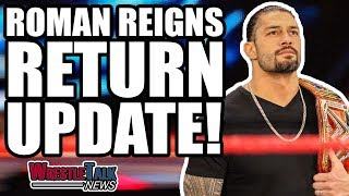 WWE SHOCK Ratings! Roman Reigns WWE RETURN Update! | WrestleTalk News Dec. 2018