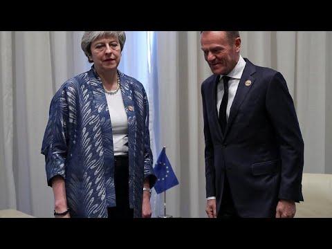 EU / Großbritannien: EU-Ratschef Donald Tusk für Brexit-Verschiebung