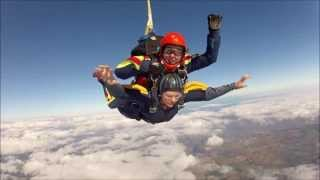 Beccles United Kingdom  city pictures gallery : My skydive at Beccles Airfield UK