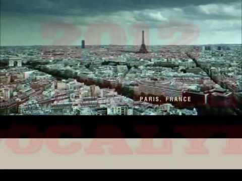Zombie Apocalypse movie (2011).. 3/8 Terrorist Attack Predicted.. IN LONDON ENGLAND