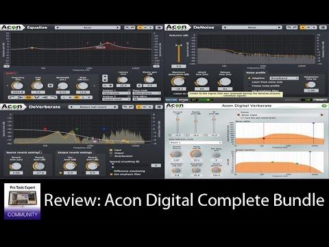 Acon Digital Bundle Complete Bundle Show & Tell Review