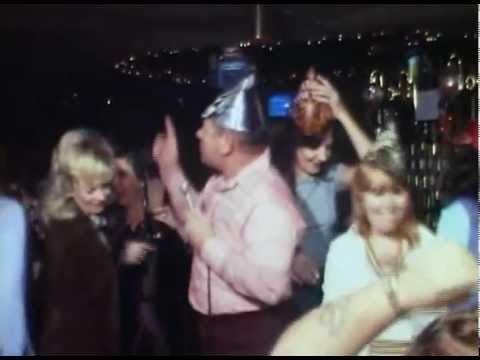 NEW YEAR'S EVE 1976 AT HAMILTON, OHIO   (HOME MOVIES)
