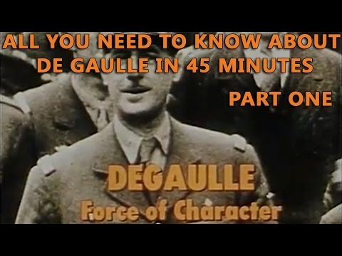 DeGaulle - Force of Character