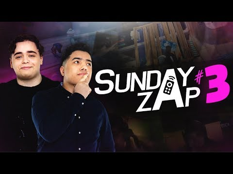 Zap zap - SUNDAY ZAP #3 - LES MEILLEURS MOMENTS DE LA SEMAINE