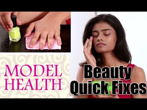 4 Beauty Tips from a Model – Model Health Episode 6 in Hindi