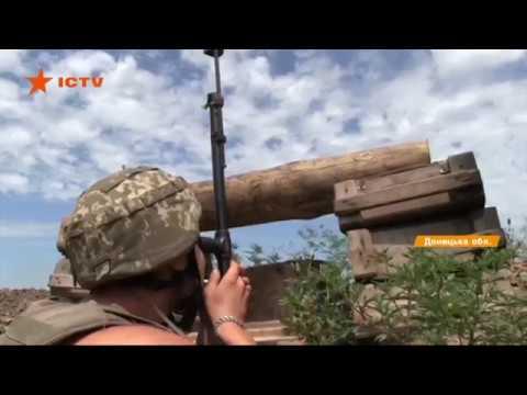 Фугасные снаряды и минометы: как прошла неделя в Широкино