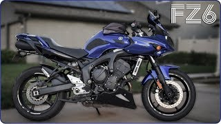 9. My 2007 Yamaha FZ6 (Supersport Conversion) | All Mods