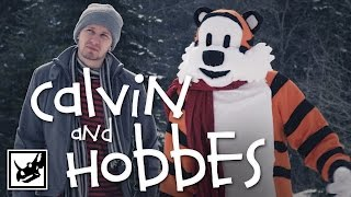Nonton Calvin And Hobbes  The Movie  Trailer    Gritty Reboots Film Subtitle Indonesia Streaming Movie Download