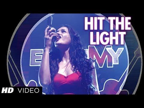 """Hit The Lights"" Enemmy Video Song | Mithun Chakraborty, Suniel Shetty & Others"