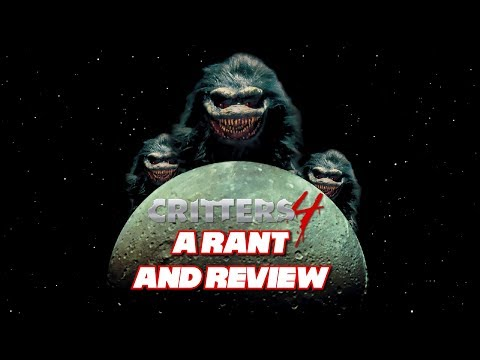 Critters 4(1992) | Rant & Movie Review